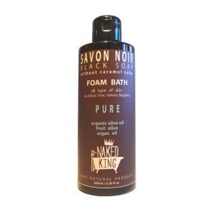 Savon Noir Pure Foam Bath by Naked King