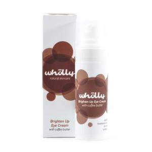 Brighten Up Eye Cream with coffee butter 30ml by Wholly