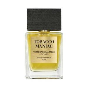 Tobacco Maniac Extrait de Parfum by Theodoros Kalotinis