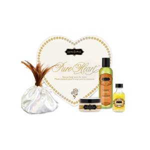 'Pure Heart' Sensual Body Treats by Kamasutra