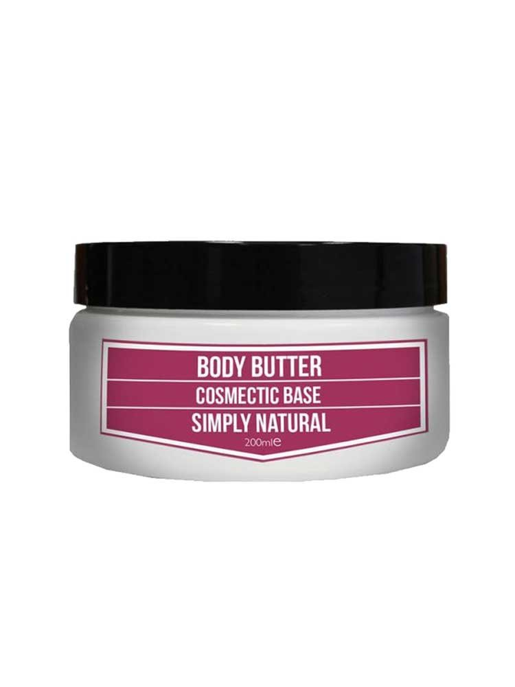 Body Butter Cream Naturally Thinking 100ml