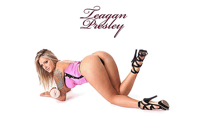 Fleshlight Teagan Presley Vagina
