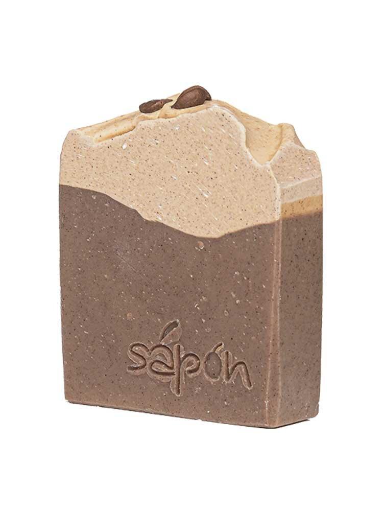 Σαπούνι με Ελληνικό Καφέ 110gr Sapon