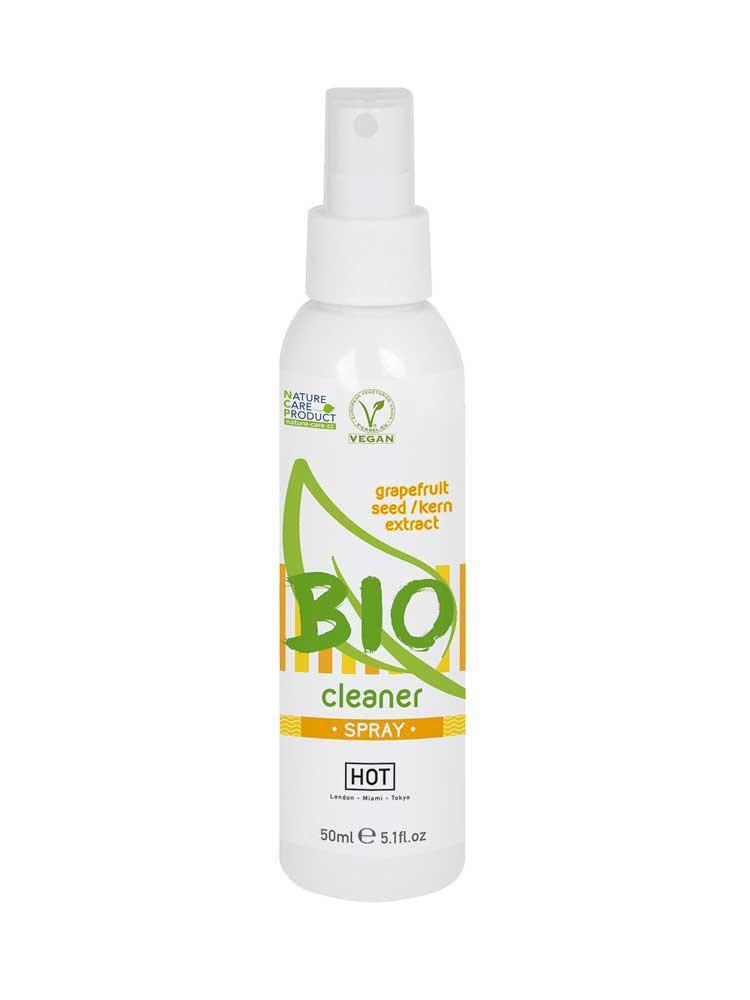 BIO Sex Toy Cleaner Spray 50ml Grapefruit by Hot Austria