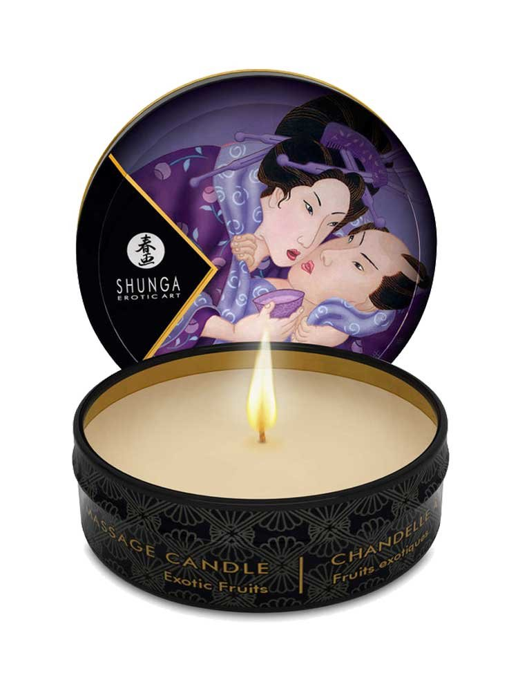 Massage Candle Libido 30ml with Exotic Fruits  by Shunga