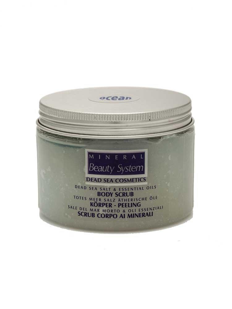 Body Scrub Ocean 300ml by Mineral Beauty System