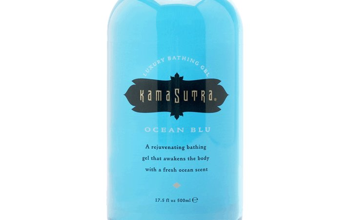 Luxury Bathing Gel Οcean Blu by Kamasutra