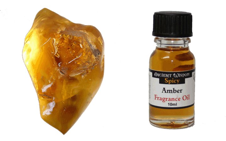 Amber (Κεχριμπάρι) 10ml