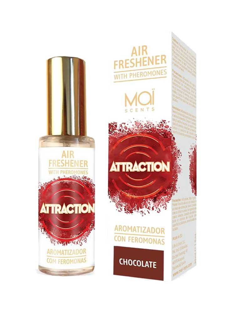 Chocolate Air Freshener with Pheromones 30ml by Mai Scents