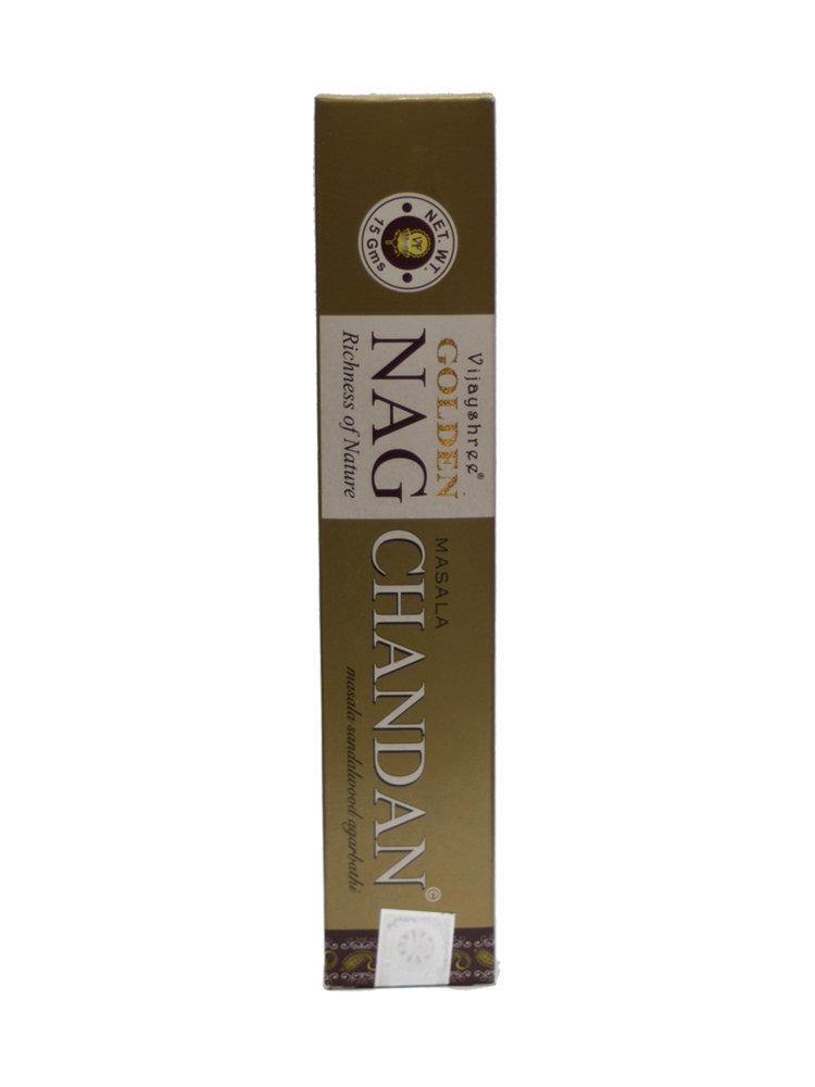 Golden Nag Chandan Αρωματικά Sticks Χώρου