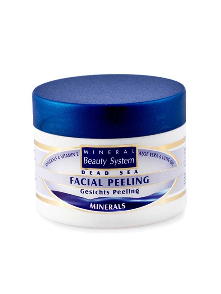 Dead Sea Facial Peeling 50ml by Mineral Beauty System