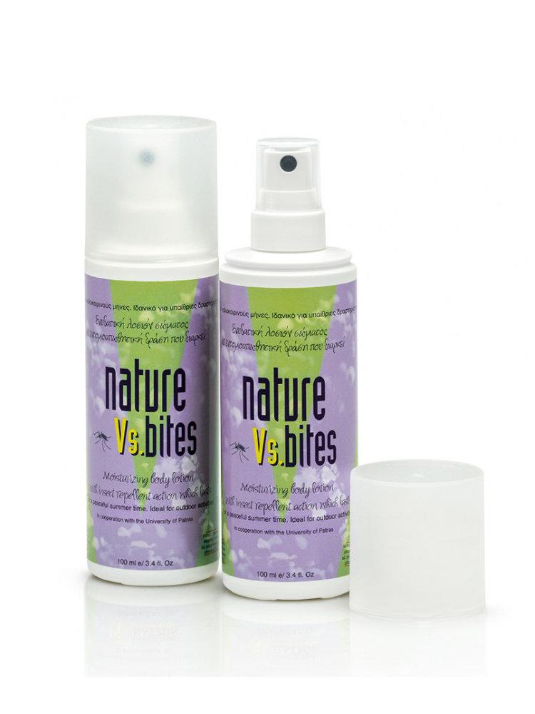 Nature Vs Bites  by Health Dynamics