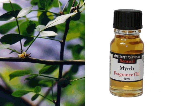 Myrrh (Μύρο) 10ml