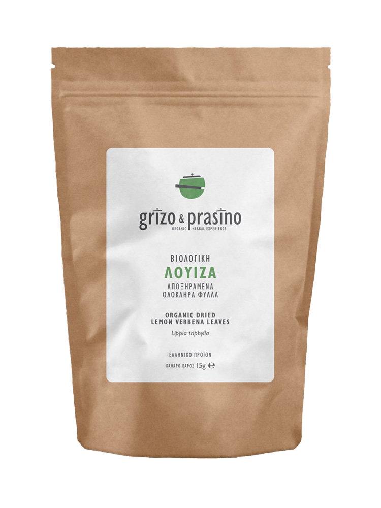 Λουίζα Grizo Prasino Bio βότανο