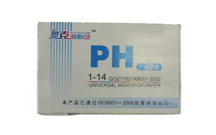 100 pH Strips