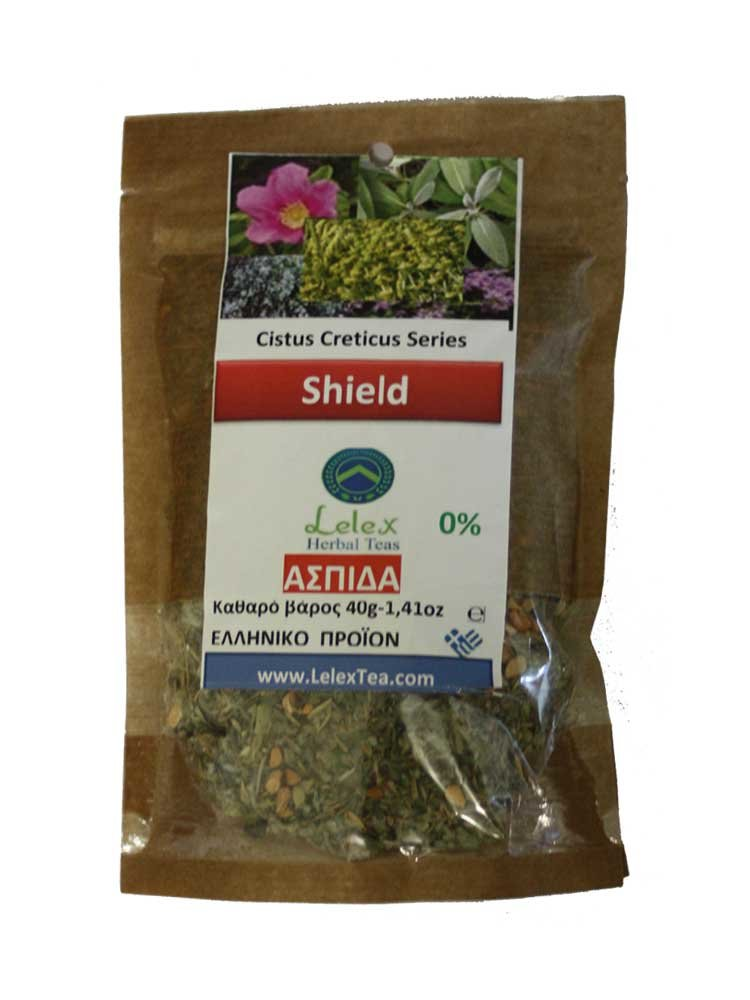 Ασπίδα  Lelex Herbal Tea 40gr