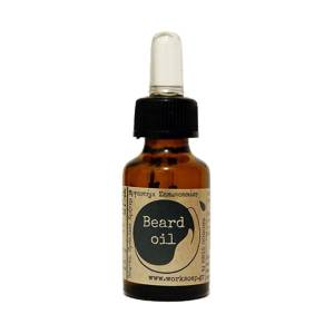 Beard Oil by Worksoap
