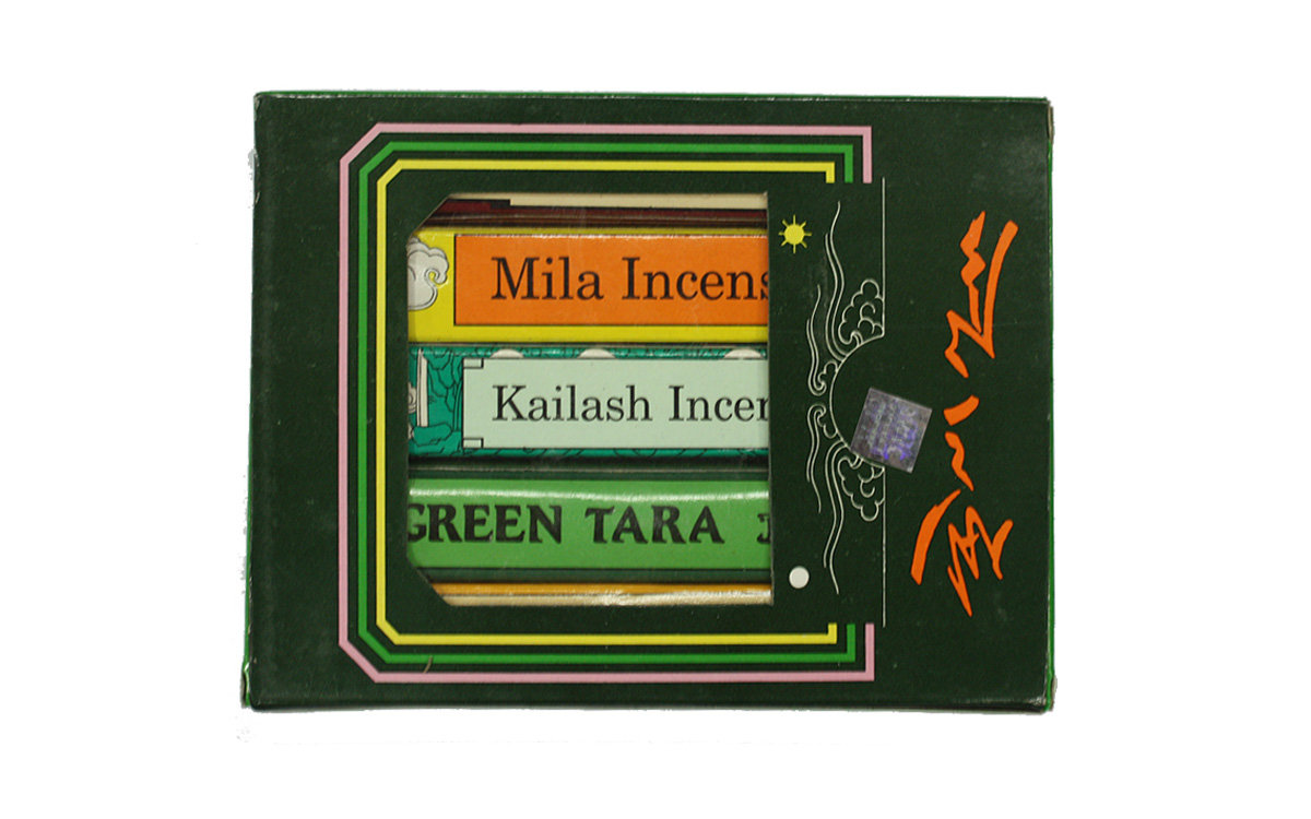 Green Tara Incense Gift Pack
