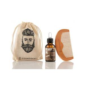Cosmogent Mr. Cosmo Beard Oil 30ml & Beard Hair Combo