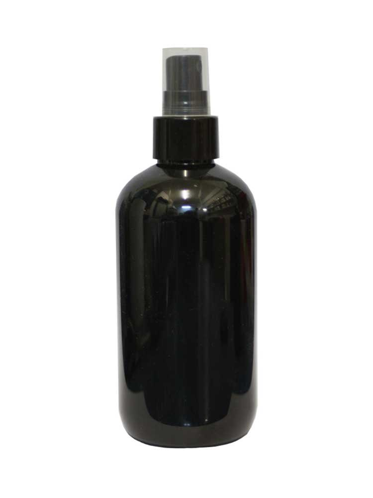 Μπουκάλι μαύρο με σπρέι 300 ml