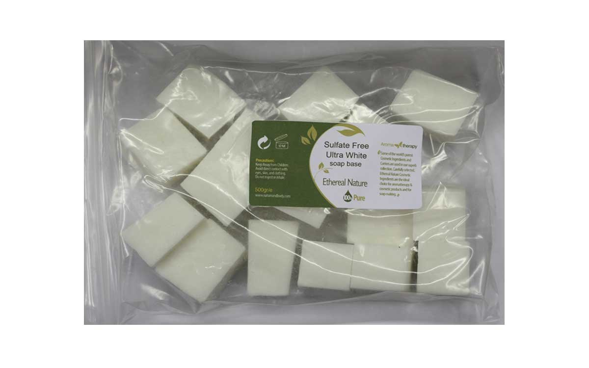 Ultra White SLS & SLES free 500gr