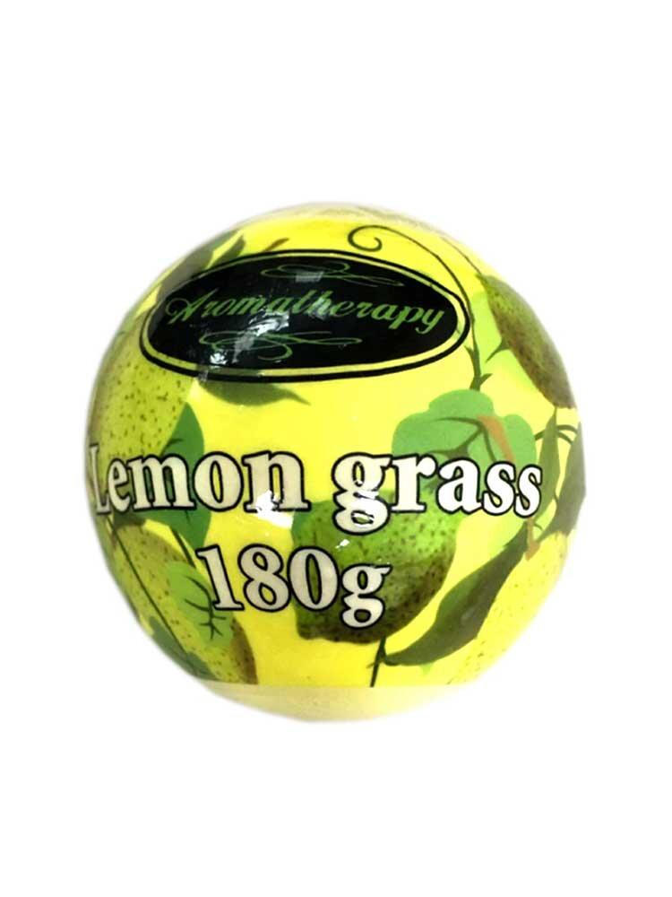 Lemon Grass Bath Fizzer Aromatherapy 180gr