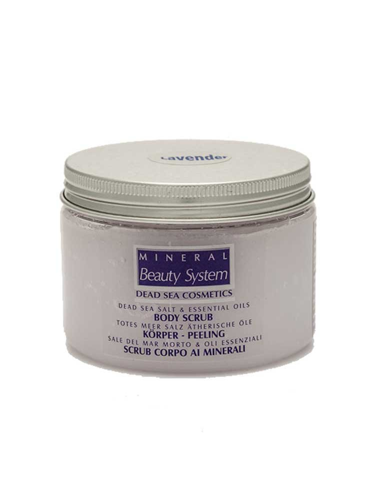 Body Scrub Lavender 300ml by Mineral Beauty System