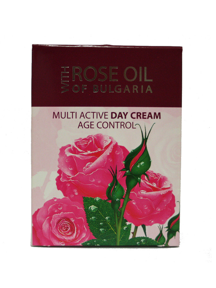 Multi Active Day Cream with Rose Oil by Biofresh