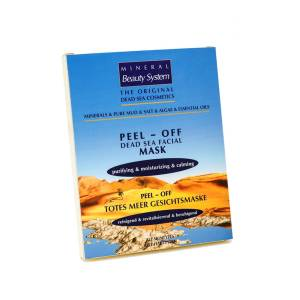Peel-Off Mask Dead Sea Face Mask by Mineral Beauty 30gr