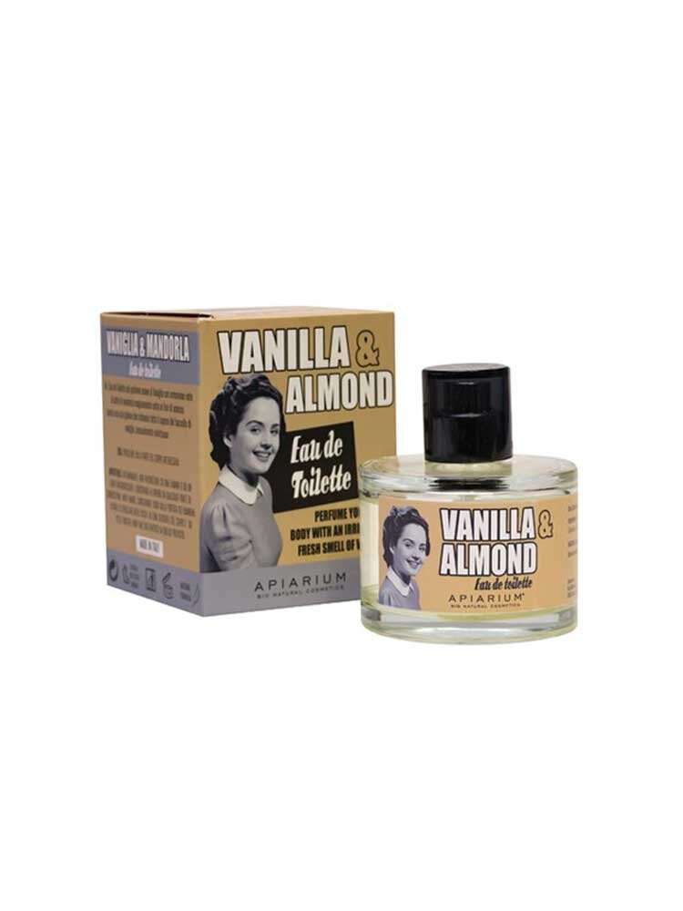 Eau de toilette Vanilla & Almond 100ml Apiarium
