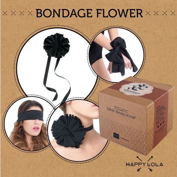 Flower Bondage by Happy Lola