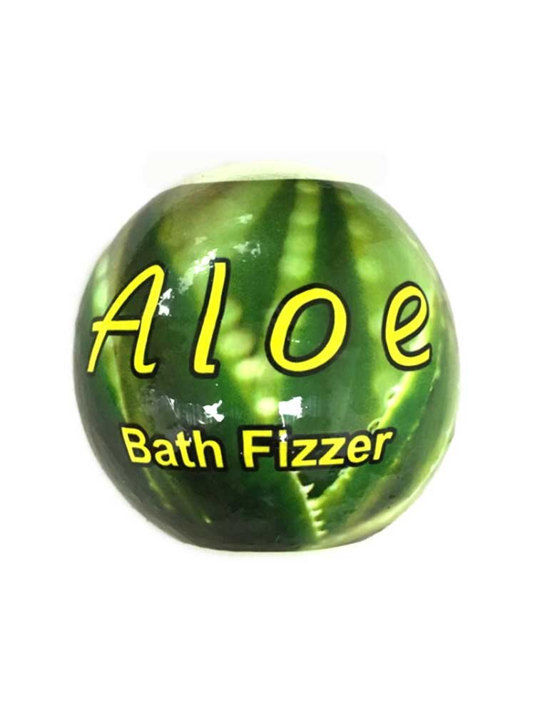 Aloe Bath Fizzer Aromatherapy 180gr