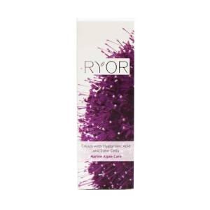Κρέμα με υαλουρονικό οξύ και βλαστοκύτταρα by Ryor 50ml