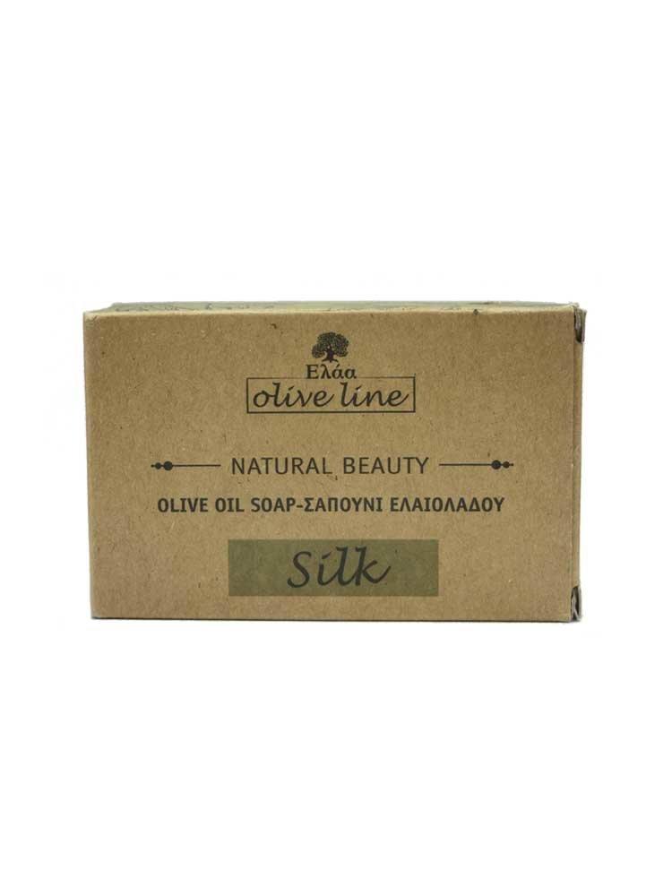 Silk Σαπούνι Ελαιολάδου 100gr από Ελάα