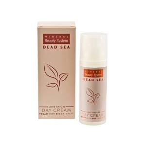 Dead Sea Day Cream 50ml by Mineral Beauty System