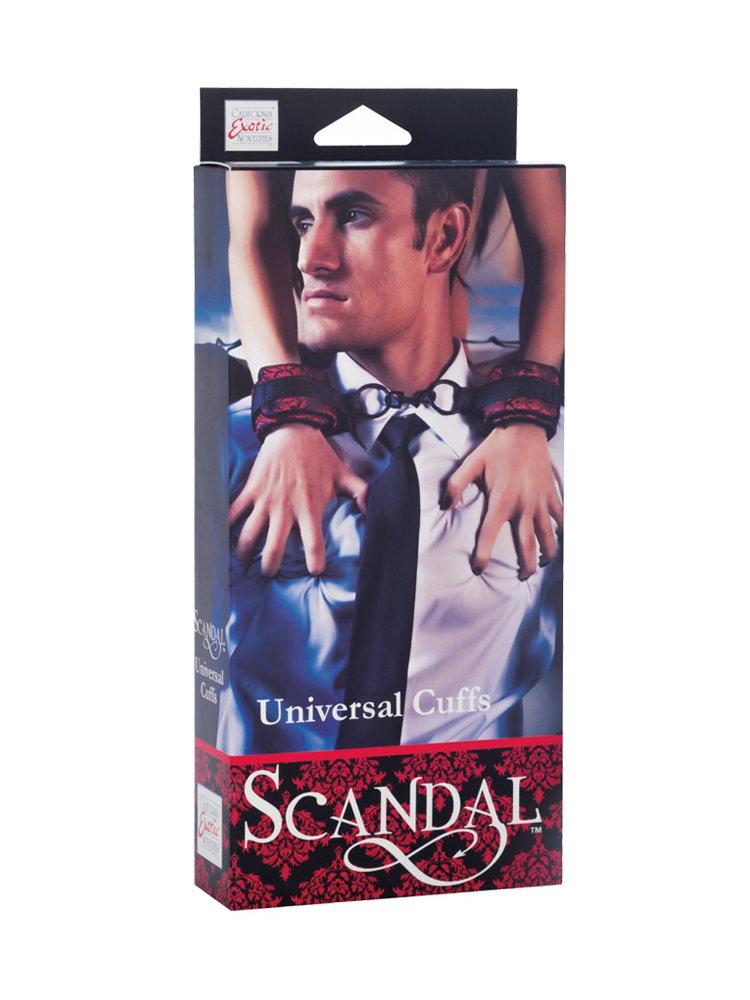 Scandal Universal Cuffs by Calexotics