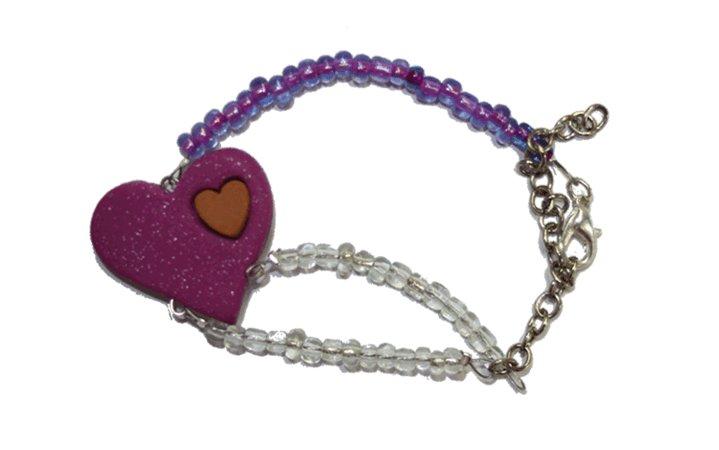 Καρδιά με Χάντρες (HP)