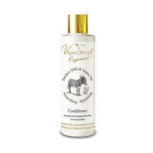 Conditioner with Donkey Milk & Argan Oil by Venus Secrets Organics