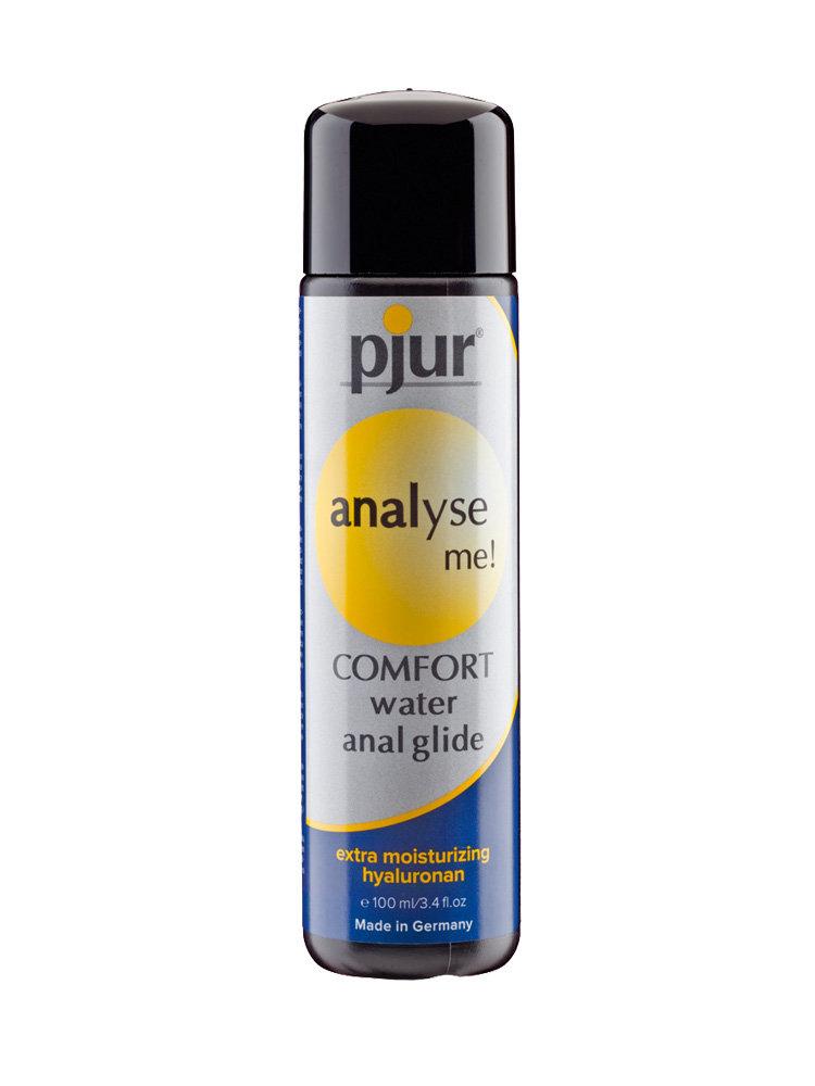 'Analyse Me' Waterbased Anal Glide 100ml by Pjur