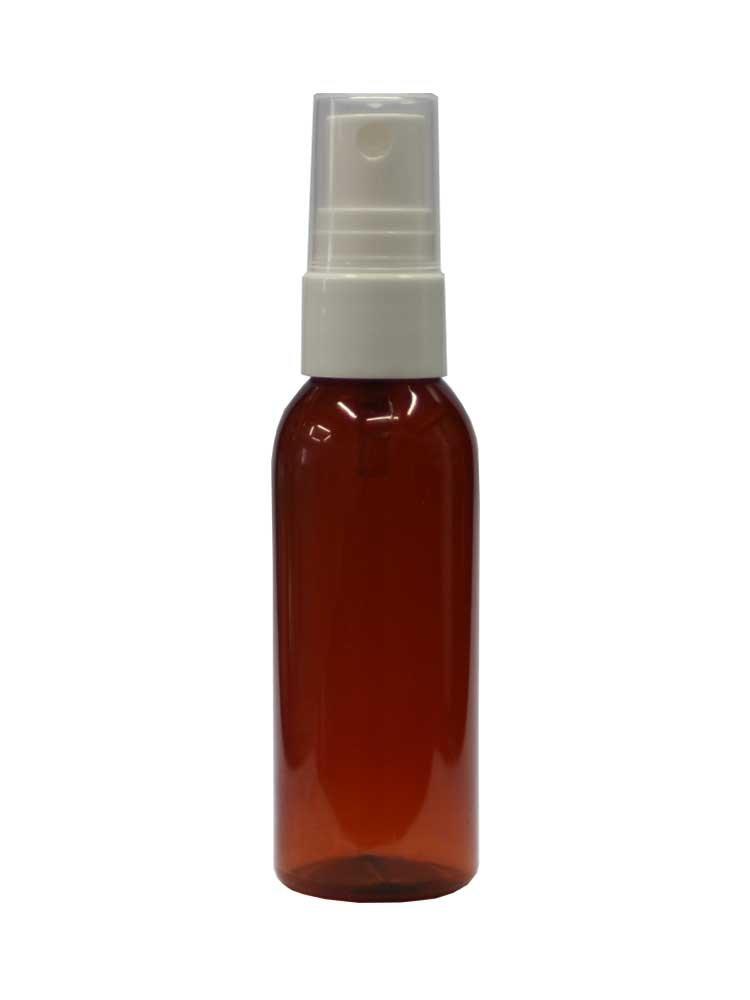 Μπουκάλι 50ml με σπρέι (καραμελέ)