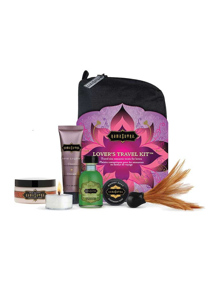 Lovers Travel Kit by Kamasutra