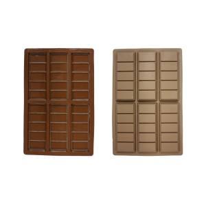 6 Σοκολατένιες στήλες