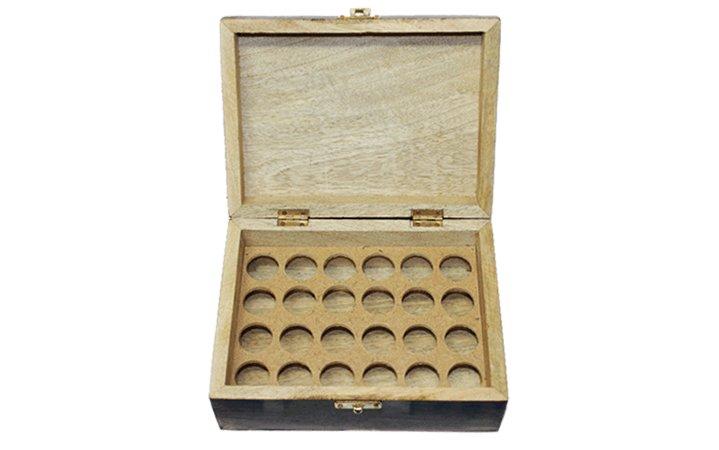 Κουτί 24 Aιθέριων Ελαίων