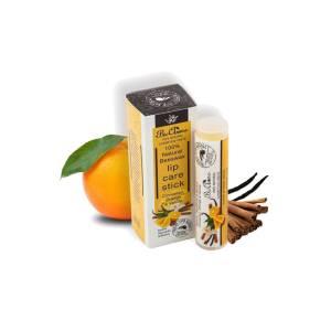 Στικ Χειλιών με Κανέλα & Πορτοκάλι Bioaroma