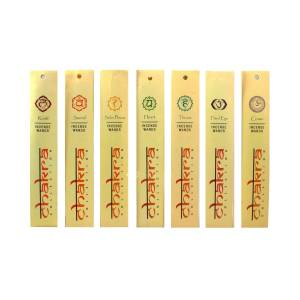 Full Collection Incense Wands της Chakra Collection