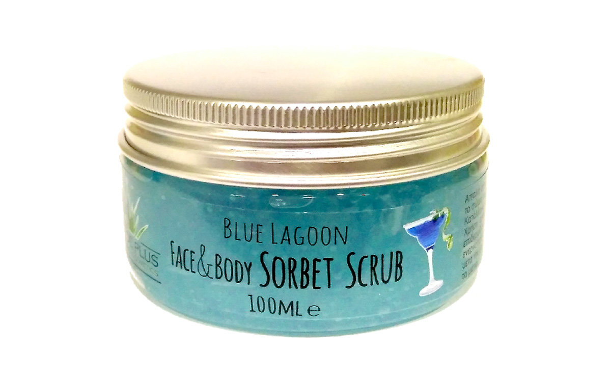 Body and Face Scrubs by Aloe Plus