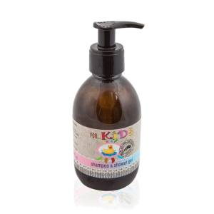 Παιδικό shampoo & Shower Gel by Bioaroma