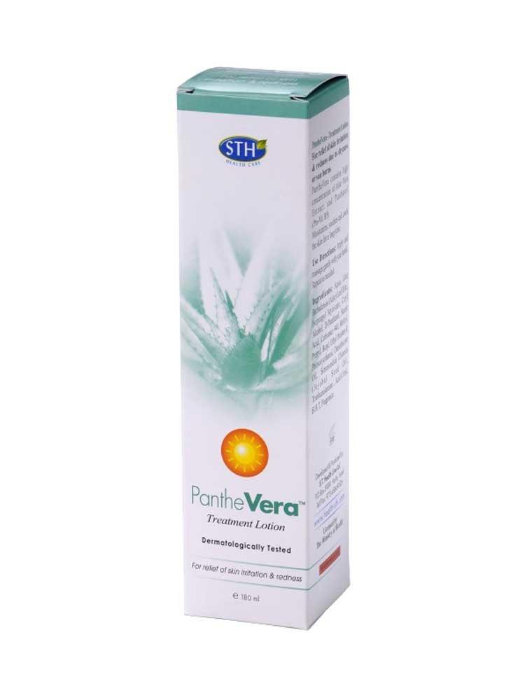 Λοσιόν καταπραϋντική PantheVera 180ml by STH