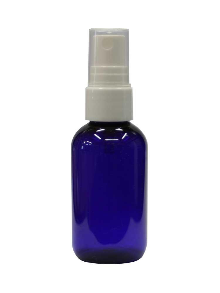 Μπουκάλι 50ml με Σπρέι (μπλε)
