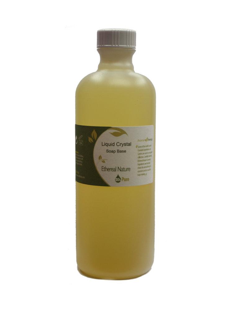 Υγρό σαπούνι βάσης διάφανο